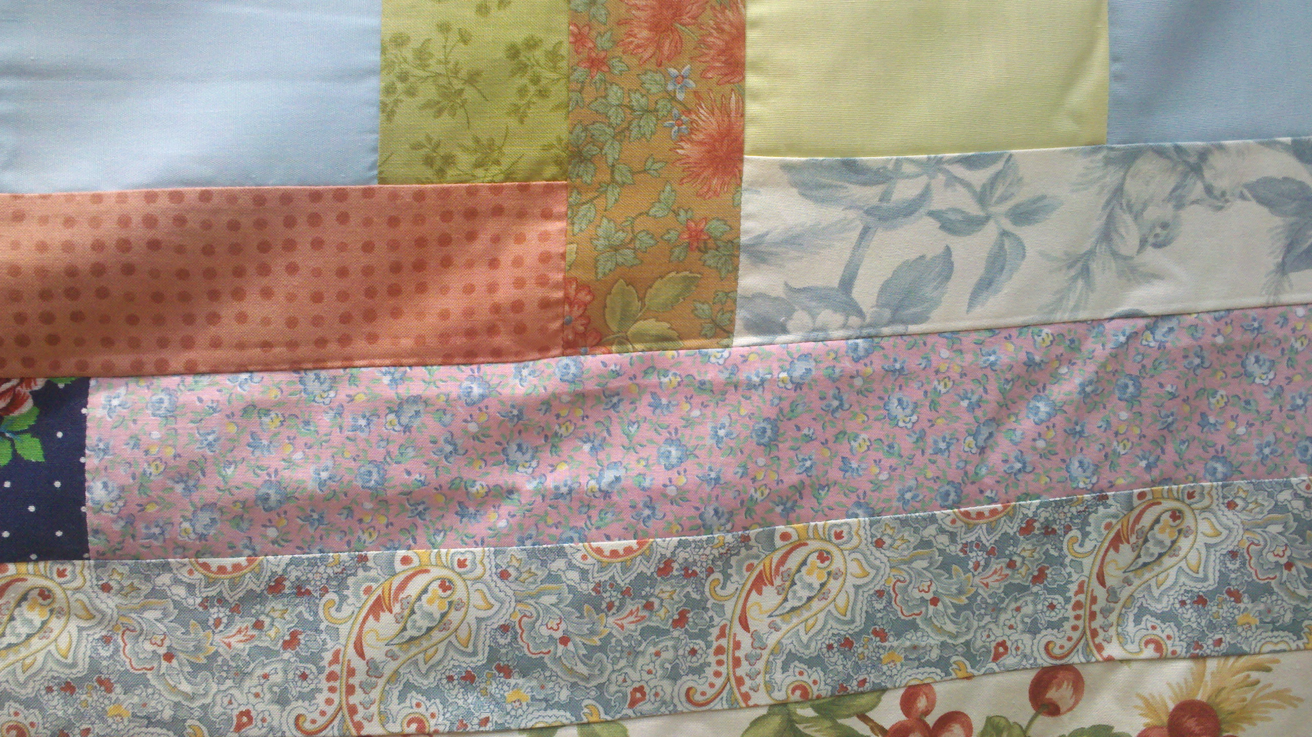 Another Hatchett Job blog, quilting
