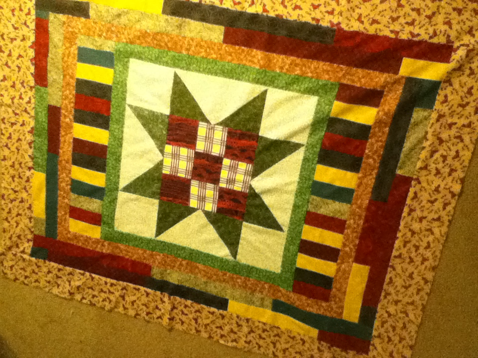 Another Hatchett Job, quilts, quilting, charity quilts