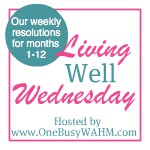 Natalie Collinson, Living Well Wednesday