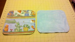 Another Hatchett Job, sewing, frugal gifts, homemade gifts