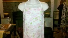 Another Hatchett Job, sewing crafts, aprons, vintage sheets