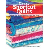 Another Hatchett Job, Marguerita McManus, Sarah Raffuse, quilt as you go, books, crafts, sewing, quilting, frugal life