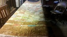 Another Hatchett Job blog, quilting, hand quilting, quilt frame, sewing, crafts